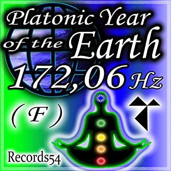 Platonic Year of the Earth 172.06 Hz F