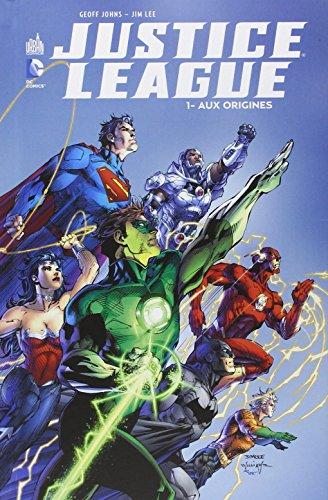 Justice League tome 1