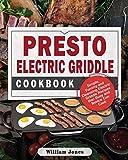 Presto Electric Griddle Cookbook