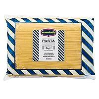 モンテベッロ スパゲッティ 1.4mm [袋] 3000g x 4袋 [イタリア/パスタ/常温/033824/モンテ]