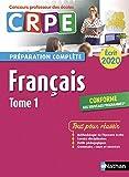 Français - Epreuve écrite 2020 - Tome 1 (CRPE) - (EFL3) - 2019 - Format Kindle - 9782098127555 - 15,99 €