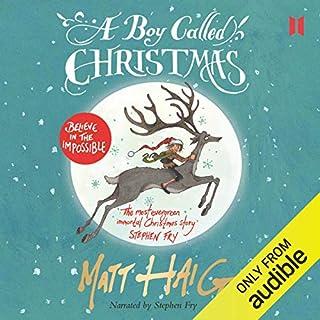 A Boy Called Christmas cover art