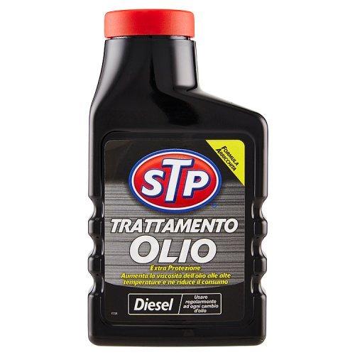 STP-Trattamento Olio Motore Diesel flacone 300 ml.