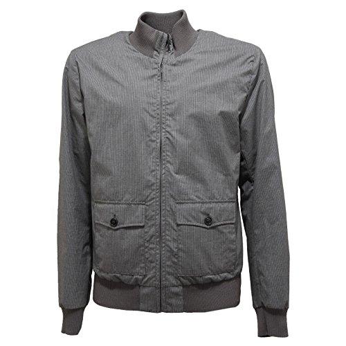 4012M Giubbotto Uomo DOLCE&GABBANA D&G Grigio Bomber Giacche Men Coats Jackets [50]