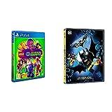 Lego DC Super Villains [PS4] + Batman [DVD]