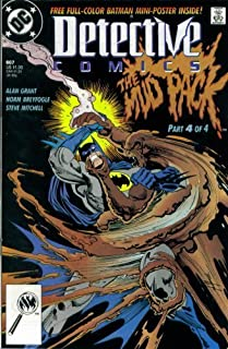 Detective Comics #607 : The China Clay Syndrome (The Mud Pack Part 4 - DC Comics)