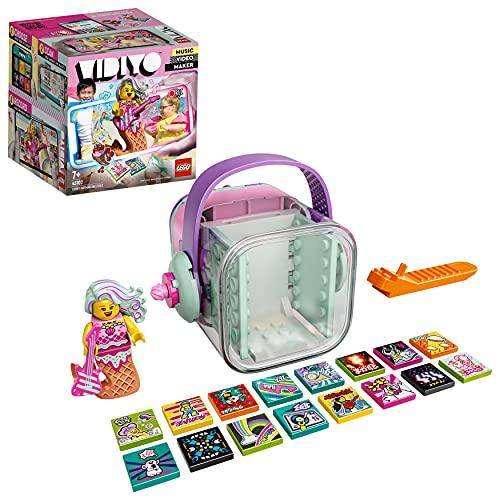 LEGO VIDIYO Candy Mermaid BeatBox Creatore Video Musicali con Sirenetta, Giocattoli per Bambini, App Realtà Aumentata, 43102