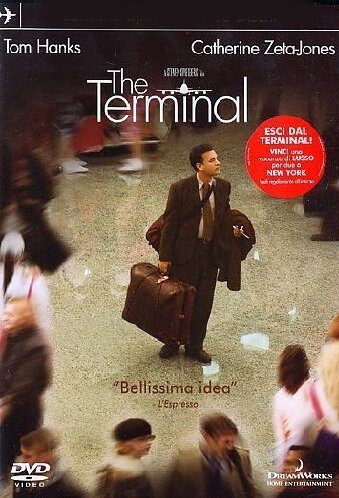The Terminal by Tom Hanks
