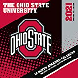Ohio State Buckeyes 2021 12x12 Team Wall Calendar