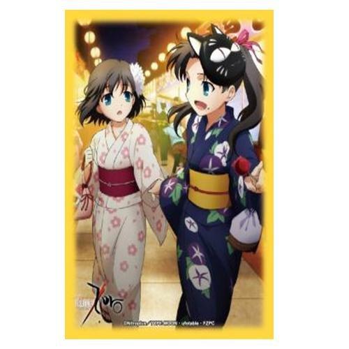 ブシロードスリーブコレクションHG (ハイグレード) Vol.390 Fate/Zero 『凛&桜』