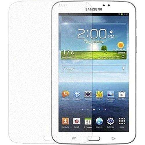 Samsung Bildschirmschutzfolie (2 Stück) inkl. Reinigungstuch/Blasenspachtel für Tablet 20,3 cm (8 Zoll) transparent Frame