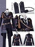 Touken Ranbu Online Shokudaikiri Mitsutada Cosplay Costume Custom Made Any Size (Male M)