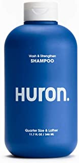 Sponsored Ad - Huron - Men's Wash & Strengthen Shampoo. Hydrating shampoo cleans and nourishes as it keeps hair strong, fu...