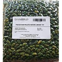 Pistacho Pelado Crudo, Sin Sal - 100% natural - 500g