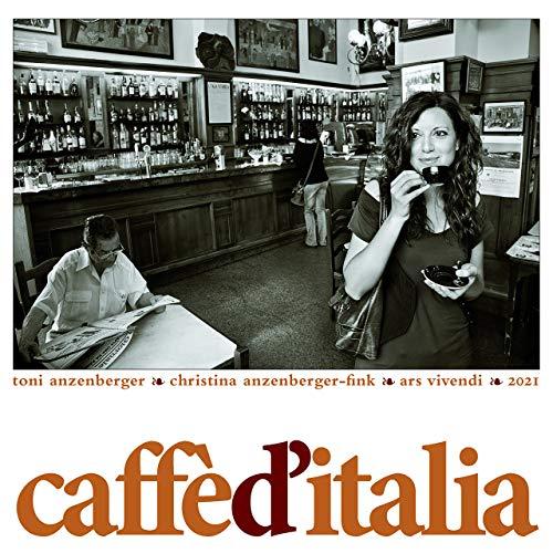 Caffé d´Italia 2021: Wandkalender mit 12 hochwertigen Duotone-Fotografien - Kaffee Kalender 2021 - Italienische Kaffee-Bars