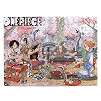 One Piece ナミ1 ジグソーパズル 1000ピース 知的ゲーム 家族オモチャ 子供向けパズル キッズ 孫 人気 誕生日プレゼント 贈り物