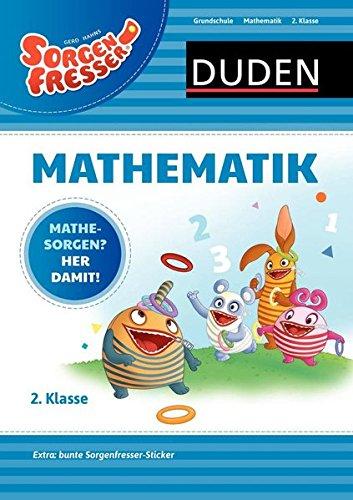 Sorgenfresser Mathematik 2. Klasse: Mathesorgen? Her damit!