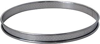DE BUYER -3093.24 -cercle a tarte inox perfore ht2 ø24cm