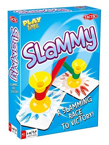 Tactic - 52567 - Jeu D'action Et De Réflexe - Slammy