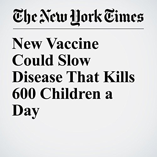 New Vaccine Could Slow Disease That Kills 600 Children a Day copertina