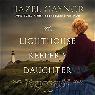 The Lighthouse Keeper's Daughter audiobook cover art