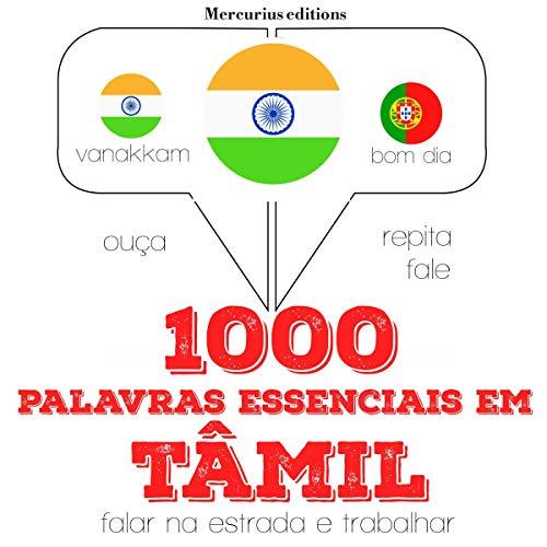 1000 palavras essenciais em tâmil audiobook cover art