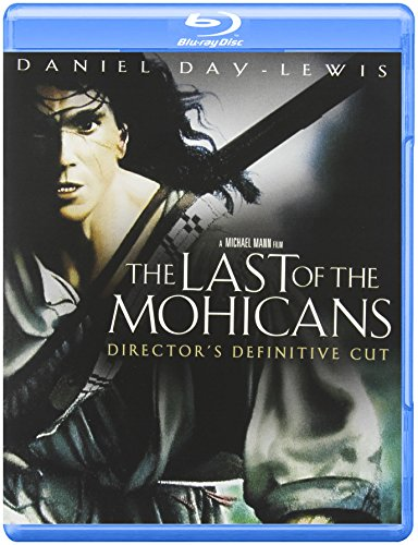 Last Of The Mohicans Blu Ray Director's Definitive Cut