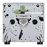 ASHATA Drive D2E, Reproductor de Juegos Profesional Unidad óptica Instalación fácil, Unidad de DVD portátil de Repuesto para Consola Nintendo Wii D2E