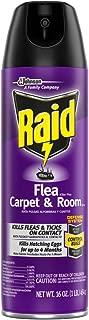 Raid Flea Killer Carpet & Room Spray, 16 OZ (Pack - 1)