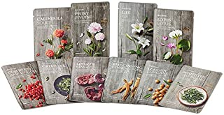 The Face Shop Real Nature Mask Sheet-Variety Set - 10-Sheets