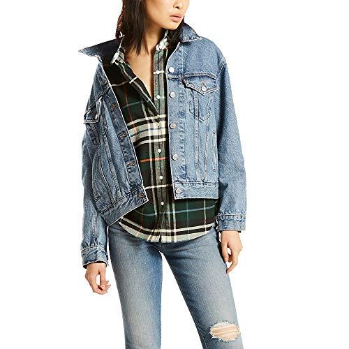 Levi's Women's Ex-Boyfriend Trucker Jacket