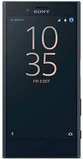 Sony Xperia X Compact F5321 32GB 4.6 Inch 23MP 4G LTE FACTORY UNLOCKED - International Stock No Warranty (UNIVERSE BLACK)