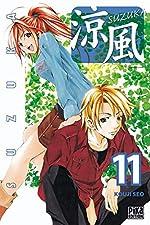 Suzuka - Tome 11 de Kouji Seo