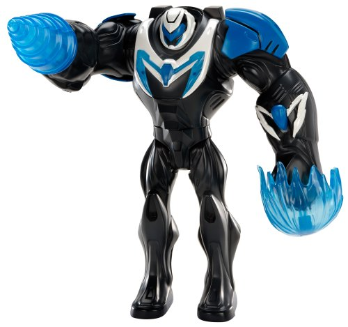 Max Steel - Figura de acción, Turbotaladro (Mattel CDB16)