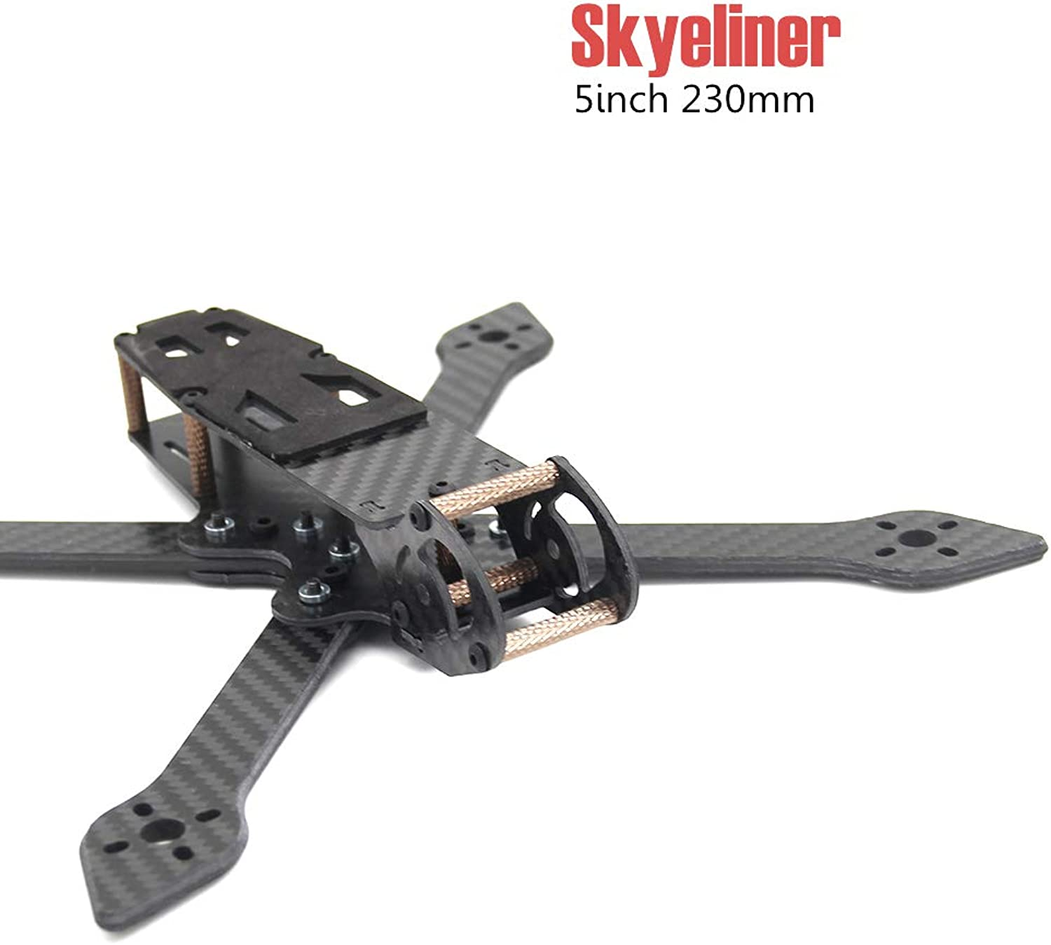 Skyeliner 5inch 230mm 230 5' True X with milling arms Quadcopter Drone Frame kit