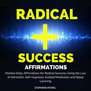 Radical Success Affirmations cover art