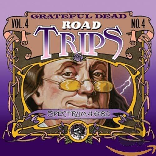 Road Trips Vol. 4 No. 4--Spectrum 4-6-82 (3-CD Set)