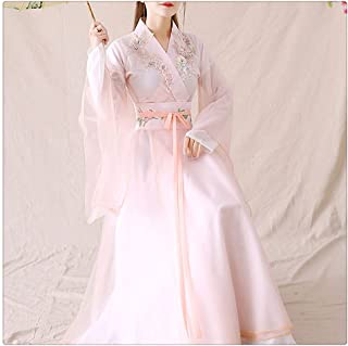 Women Chinese Style Hanfu Traditional Dance Costume Han Dynasty Princess Clothing Oriental Tang Dynasty Fairy Dresses Outf...