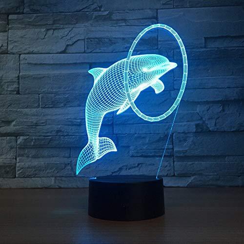 jiushixw 3D acryl nachtlampje met afstandsbediening van kleur veranderende tafellamp IKEA tafellamp stekker nieuw adelaar lamp luiertafellamp Luminaria nachtlampje verlichting baby nachtkamer