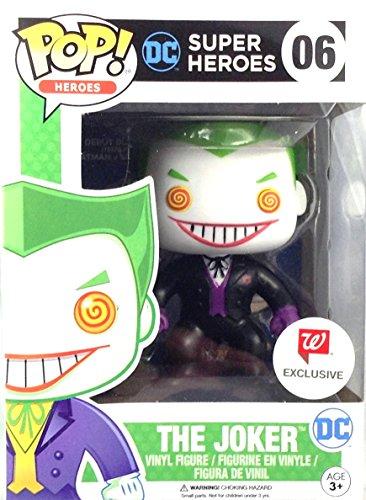Funko- Dc Comics-Black Suited Joker Figurina, Multicolore, 13876