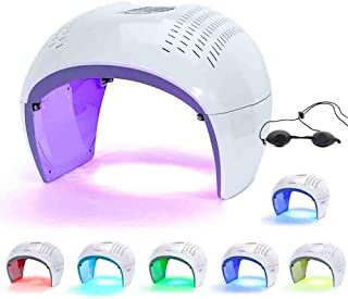 7 Color LED Light Therapy Mask Acne Therapy Wrinkle Removal Anti-Aging Skin Rejuvenation Facial Care Beauty Machine