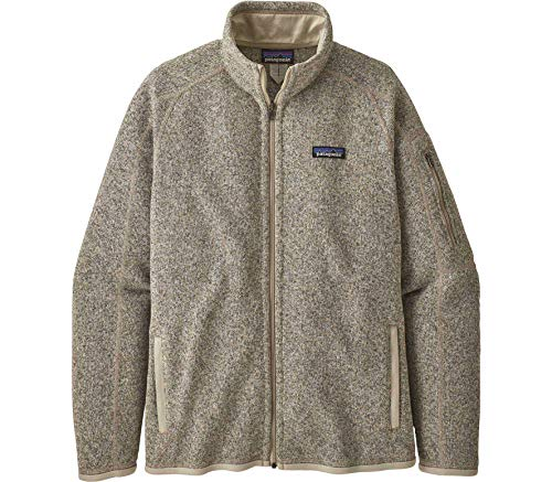 Patagonia W's Better Sweater Jkt Chaqueta, Mujer, Pelican, M
