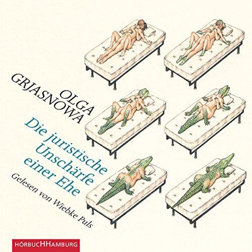 Die juristische Unschärfe einer Ehe audiobook cover art