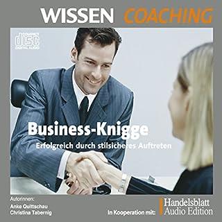 Business-Knigge. Erfolgreich durch stilsicheres Auftreten (Wissen Coaching) Titelbild