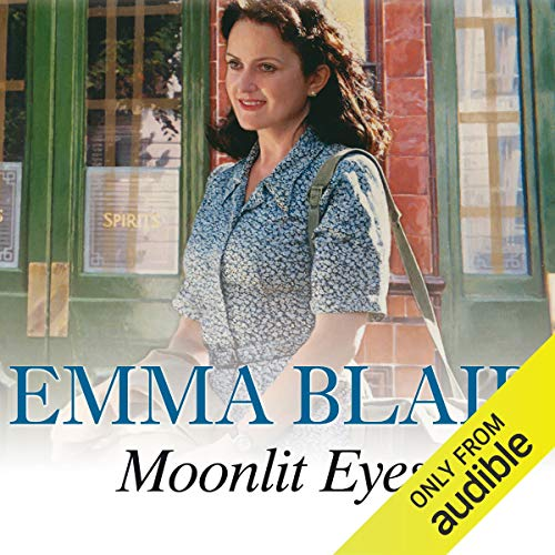 Moonlit Eyes audiobook cover art