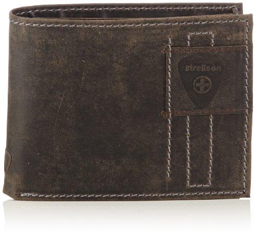 Strellson Herren Geldbeutel Richmond Brieftasche aus Leder