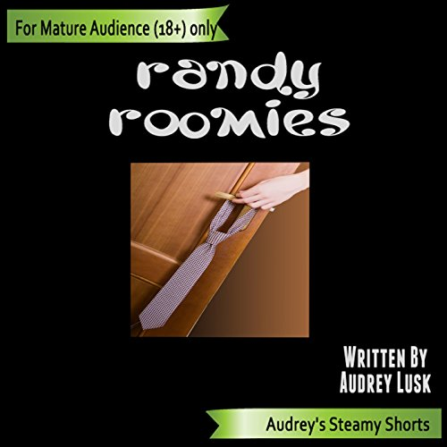 Randy Roomies audiobook cover art