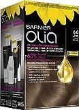 Garnier Olia, Aceites Florales, Tono 6.0, Rubio Oscuro