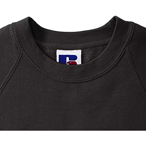 Russell Jerzees Colours Classic Sweatshirt (L) (French Navy)