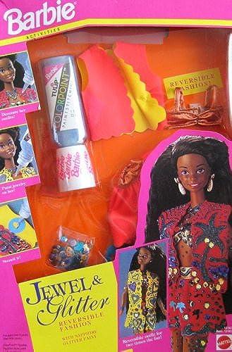 Barbie Jewel & Glitter Reversible mode (1994)
